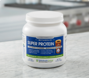 metabolic super protein card image